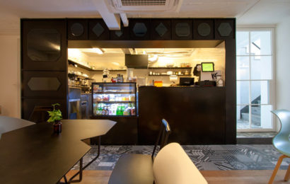 Дизайн «Kafè Nordic» в Сеуле