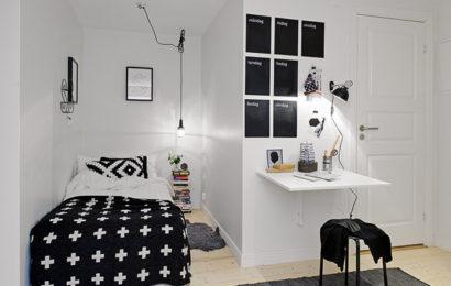 Квартира недели — пространство в Гетеборге