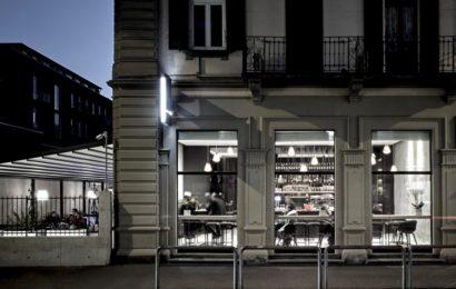 Спорт-кафе в Швейцарии