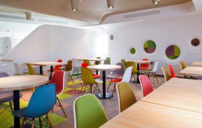 Phill: ресторан для детей и родителей