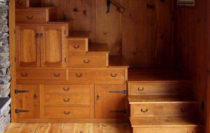 Выбор лестницы для дома: материалы