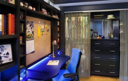 Выбор письменного стола для школьника — 65 фото-идей