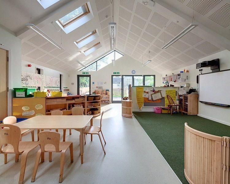 Экологичный сад-школа — очарование детства