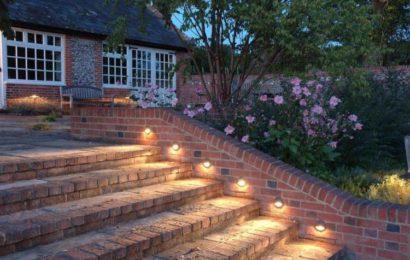 Лестница в саду: идеи — часть 2