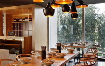 «Дом лапши» — ресторан на Тайване