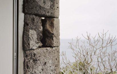 Новый дом на руинах в Португалии