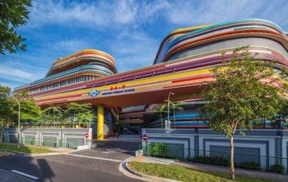 Радужная школа в Сингапуре