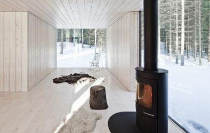 Быть ближе к природе — дизайн финского коттеджа