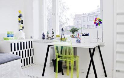Детская в скандинавском стиле — секреты дизайна