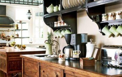 Дизайн кухни в стиле Прованс — 22 идеи