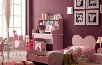 5 советов по оформлению детской комнаты
