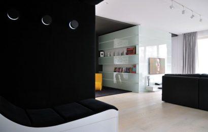 Квартира недели: современный микс