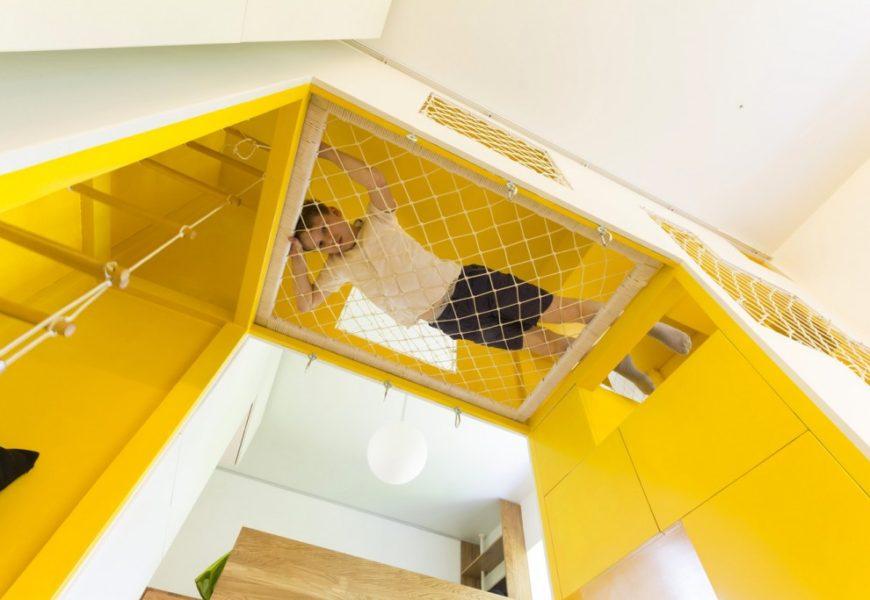 Лаконичный дизайн московской квартиры для семьи