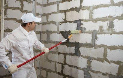 Как выбрать грунтовку для стен?
