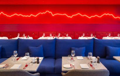 Вдохновение гор — швейцарский ресторан