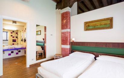 Роскошный хостел в Венеции