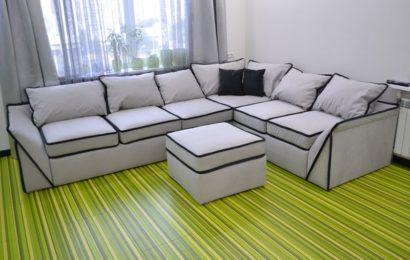 Как выбрать цвет мягкой мебели?