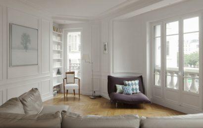 Квартира недели: французский минимализм
