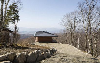 Дом в Японии: жить, чтобы захватывало дух