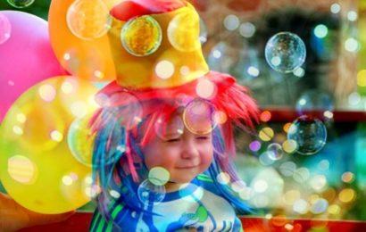 Шоу мыльных пузырей: преимущества