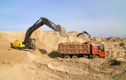Как выбрать песок для строительных работ