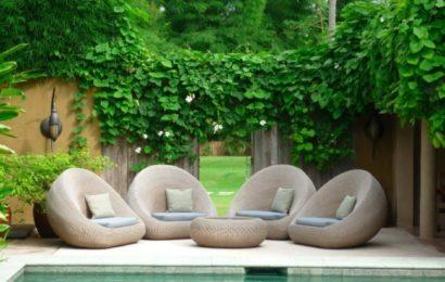Дизайн сада своими руками — Минимализм