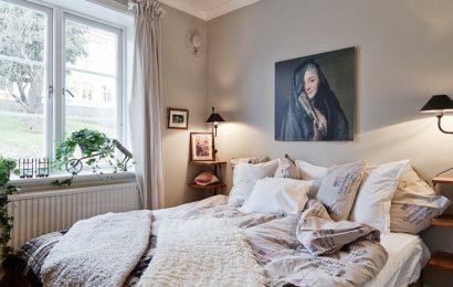 Квартира недели — Белый интерьер в стиле Винтаж