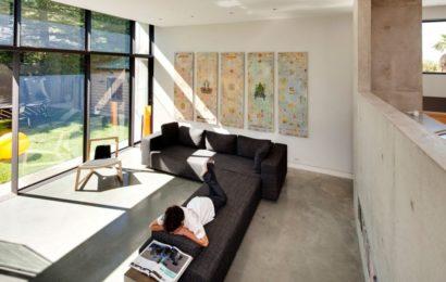 Дизайн дома в стиле минимализм