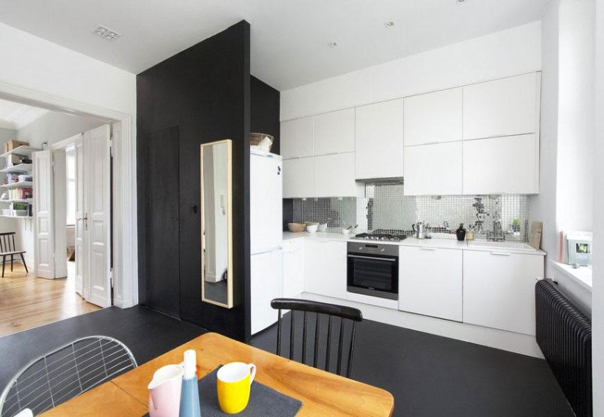 Квартира недели — 50 оттенков серого и строгий минимализм
