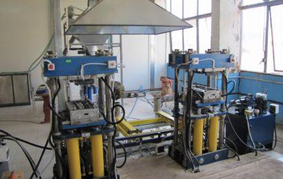 Оборудование для полимерпесчаных изделий