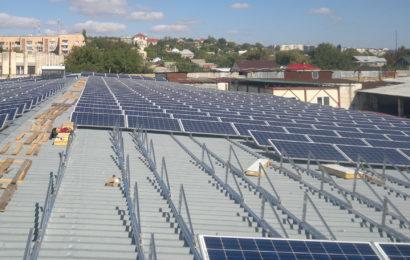 Голландцы будут устанавливать солнечные панели вместо крыши