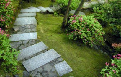 Дизайн сада своими руками — Японский стиль