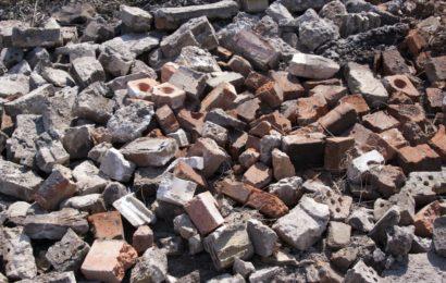 Строительный мусор: понятие и сфера применения