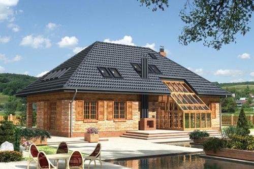 Изобретено покрытие для крыш, удаляющее смог