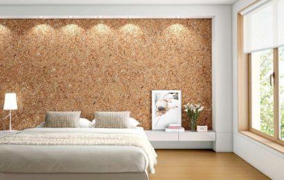 Что такое пробковые покрытия для стен и пола?