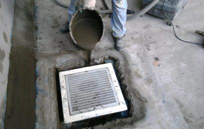 Ремонтные составы для бетона: использование