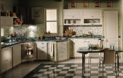 Основы оформления пола на кухне