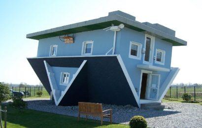Самые невероятные крыши домов в мире