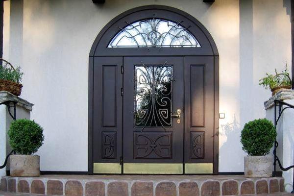 Входные металлические двери: особенности