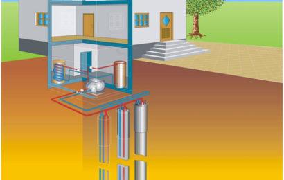Как работает тепловой насос для отопления