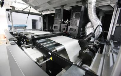Печать в типографии: основные виды