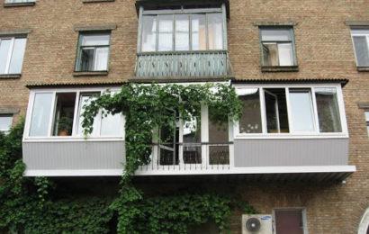 Выносной балкон – больше, чем просто остекление