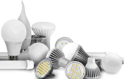 Что такое светодиодные лампочки LED?