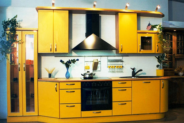 Преимущества кухонь на заказ