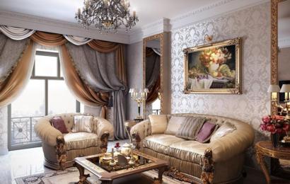 Как выбрать ковер на пол в гостиную: рекомендации дизайнеров и примеры с фото
