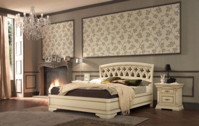 Итальянская спальня Palazzo Ducale — уникальное классическое решение!
