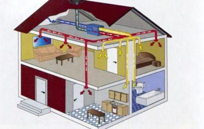 Принудительная вентиляция: специфика и преимущества