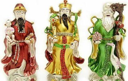 Самые популярные божества в фен-шуй