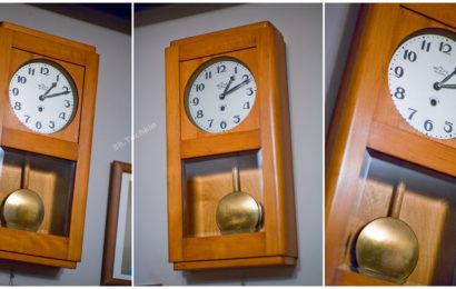 Часы с маятником — классика, которая не меняется со временем!