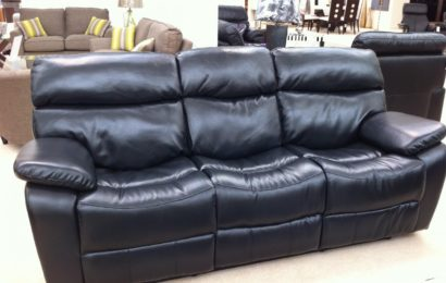 Как выбрать кожаный диван для современного интерьера